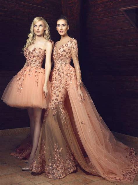tony chaaya haute couture evening dresses    puff