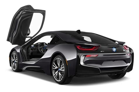 Refreshed Bmw I8 Could Get Increased Power, Battery Range
