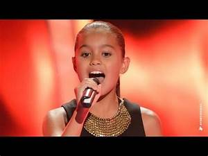 Alexa Sings Girl On Fire | The Voice Kids Australia 2014 ...
