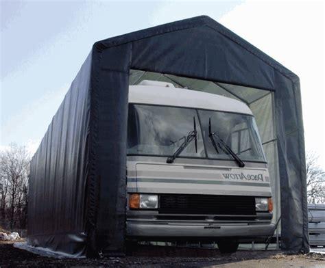Rhino Shelter Portable Rvboat Garage  14 X 42 X 15. Rockville Garage Door Repair. Steel Door Depot. Sliding Barn Door Wheels. How To Lock A Sliding Barn Door