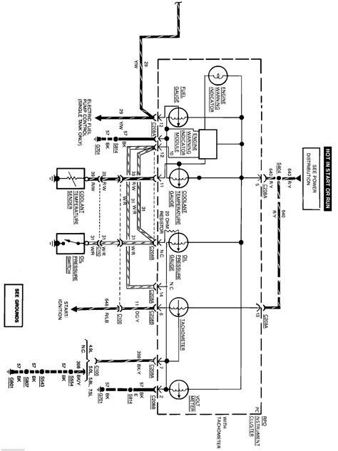Ford Wiring Diagram Printable Worksheets