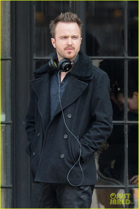 aaron paul just jared celebrity street style page 12