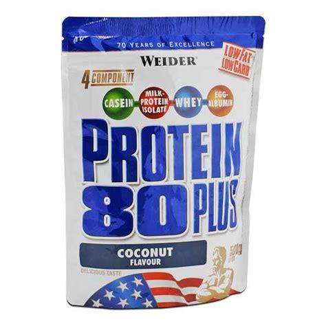 Weider protein 80 plus  weider protein 80 plus