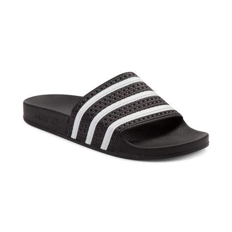 adidas adilette slide sandal black 435023