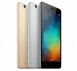 Xiaomi Redmi 3 Announced With Full Metal Chassis