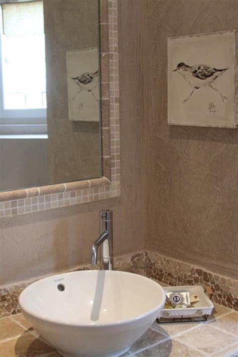 bains de si鑒e déco salle de bain provencale