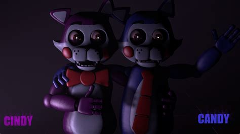 Five Nights At Candys Favourites By Shappy5000 On Deviantart