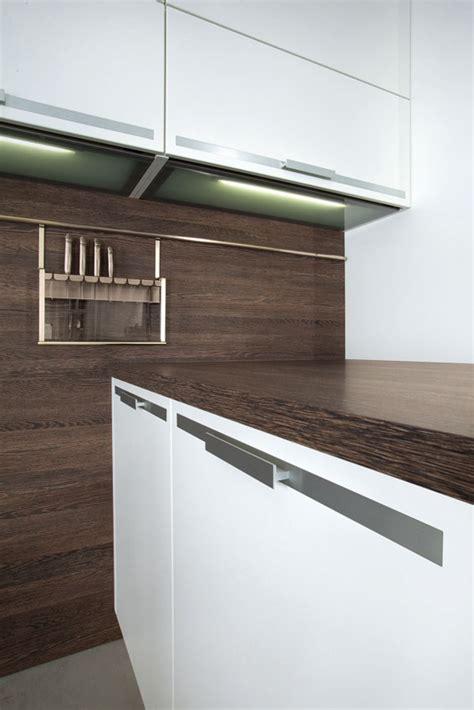 cuisine sans four cuisine sans poignees 4 photo de cuisine moderne design