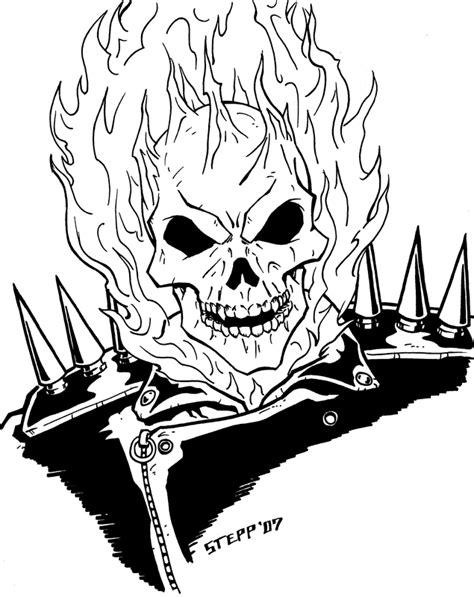 Zombie Pumpkin Stencil by Ghost Rider By Theelysian On Deviantart