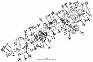Jacobsen Snow Burst Parts Diagram