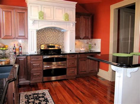 colorful kitchens ideas photos hgtv