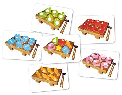 jeu de cuisine sushi sushi dice sushi dice un jeu de henri kermarrec jeu de société tric trac