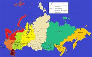 Russia Physical Map Quiz 6929 | BURSARY