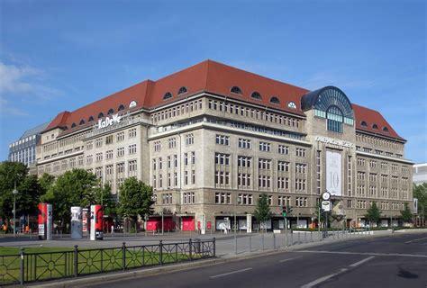 Kdw In Berlin by Kaufhaus Des Westens
