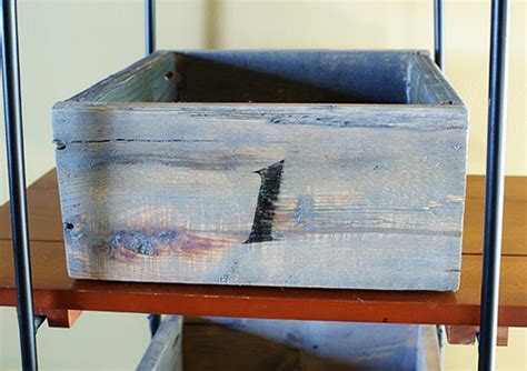 diy storage boxes  recycled pallets
