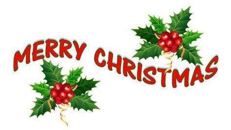 Merry Christmas Clip Art 2018  Free Christmas Tree Clipart