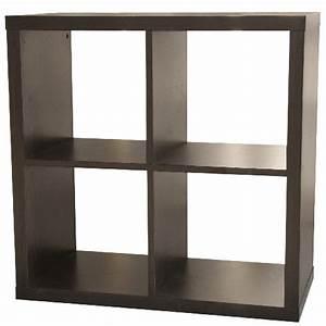 Bibliothèque 4 Cases : uberhaus biblioth que 4 cases ron cube2x2 br rona ~ Teatrodelosmanantiales.com Idées de Décoration