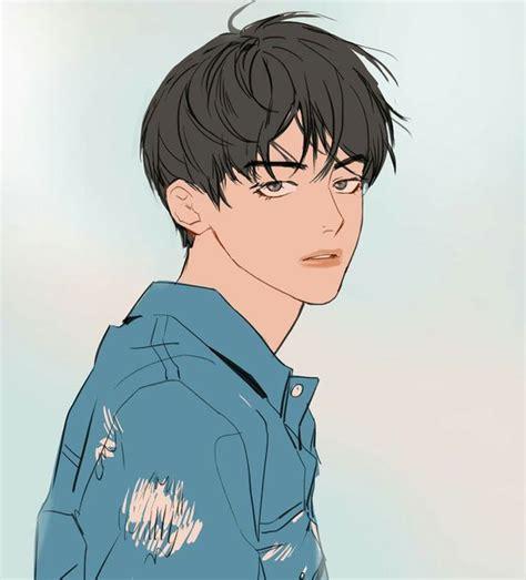 image v bts taehyung fanart fan anime