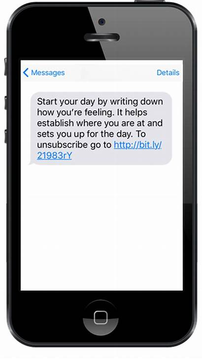 Sms Message Support Example Counselling Help Creative