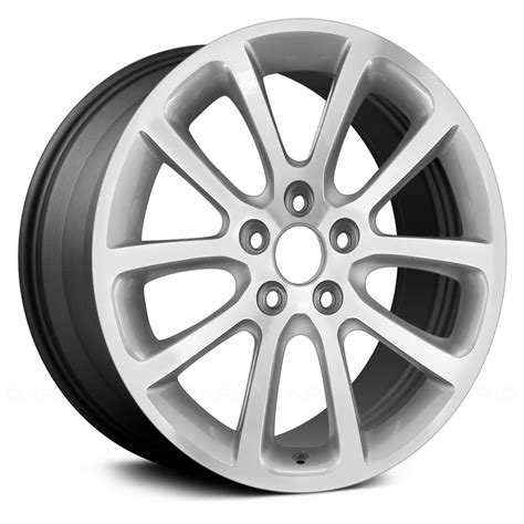 replace 174 ford fusion 2010 18 quot remanufactured 10 spokes