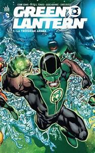 GREEN LANTERN tome 3 | Urban ComicsUrban Comics