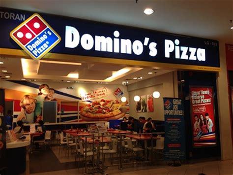 domino cuisine domino s pizza 12 growth in 2015 revenue kinibiz