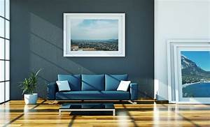 ikea leather couch classic appeal in modernity homesfeed With interior design living room navy blue