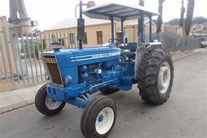 1998 Ford 6600 Tractors Farm Equipment For Sale In Western Cape