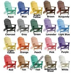 siesta recycled furniture bayfront adirondack folding chair