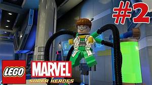 LEGO Marvel Super Heroes - Part 2: Doctor Octopus ...
