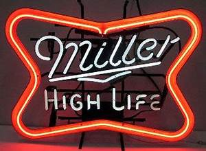 Miller High Life Beer Signs For Sale Classifieds