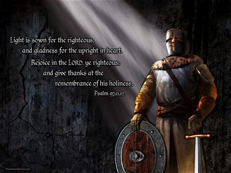 Wallpapers: Christian warriors | TheSwordbearer