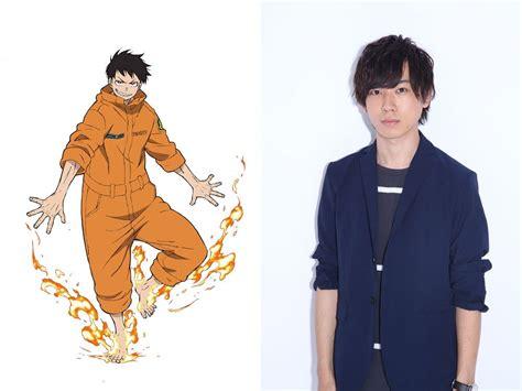 fire force anime heats   debut teaser