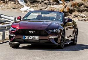 Ford Mustang Convertible Running Costs, MPG, Economy, Reliability, Safety | What Car?