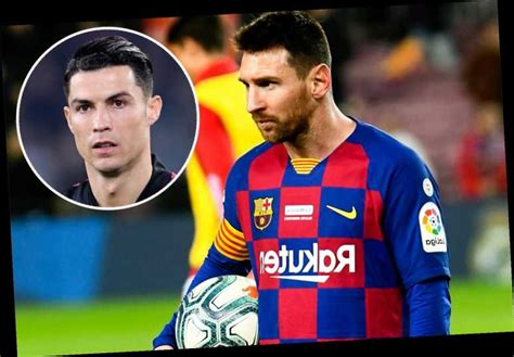 Lionel Messi snatches ANOTHER record from Cristiano ...