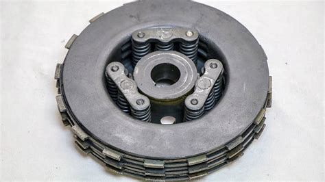 The Motorcycle Clutch