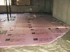 Concrete floors, Floors and Basements on Pinterest