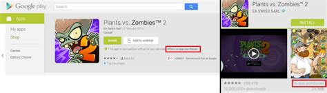 Web Version Of The Google Play Store Now Indicates Which
