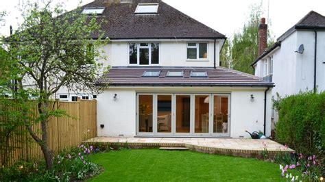 family home wrap  extension contemporary