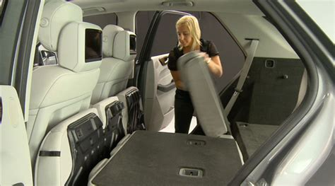 mercedes benz usa video rear seat folding