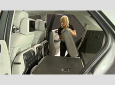 MercedesBenz USA Video Rear Seat Folding