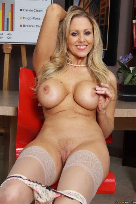 Big Titted Blonde Got Nailed Very Hard Photos Julia Ann Xander Corvus MILF Fox
