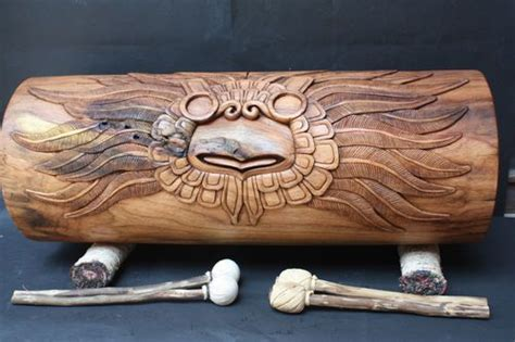 muestrario de instrumentos musicales prehispanicos mas