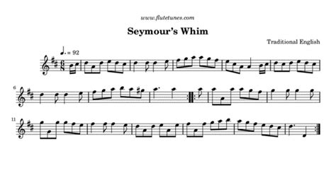 Seymour's Whim (trad. English)