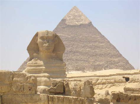 Interno Piramide Cheope La Crepa Nel Muro La Piramide Di Cheope