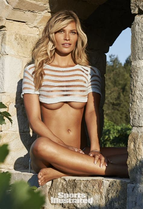 Victorias Secret Halloween Panties 2017 by Samantha Hoopes In Sports Illustrated Swimsuit 2015 Issue
