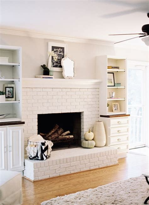 white brick fireplace 1000 ideas about white brick fireplaces on pinterest brick fireplaces white bricks and