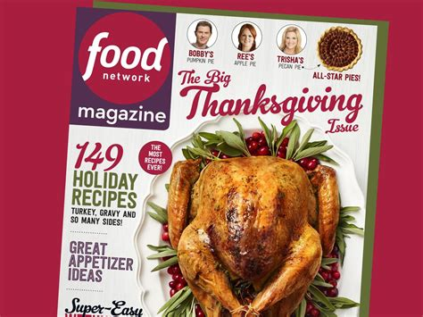 cuisiner magazine food magazine november 2017 recipe index food