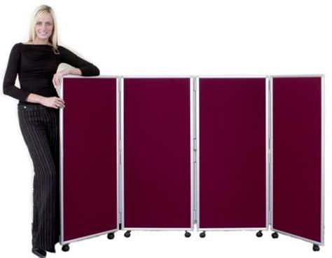 Mobile Concertina Room Dividers (mm High Divider