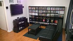 Gaming Room Ideas with All Furniture Decoration - Amaza Design